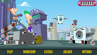 Phineas and Ferb: Day of Doofensmirtz анонсирован для PS Vita