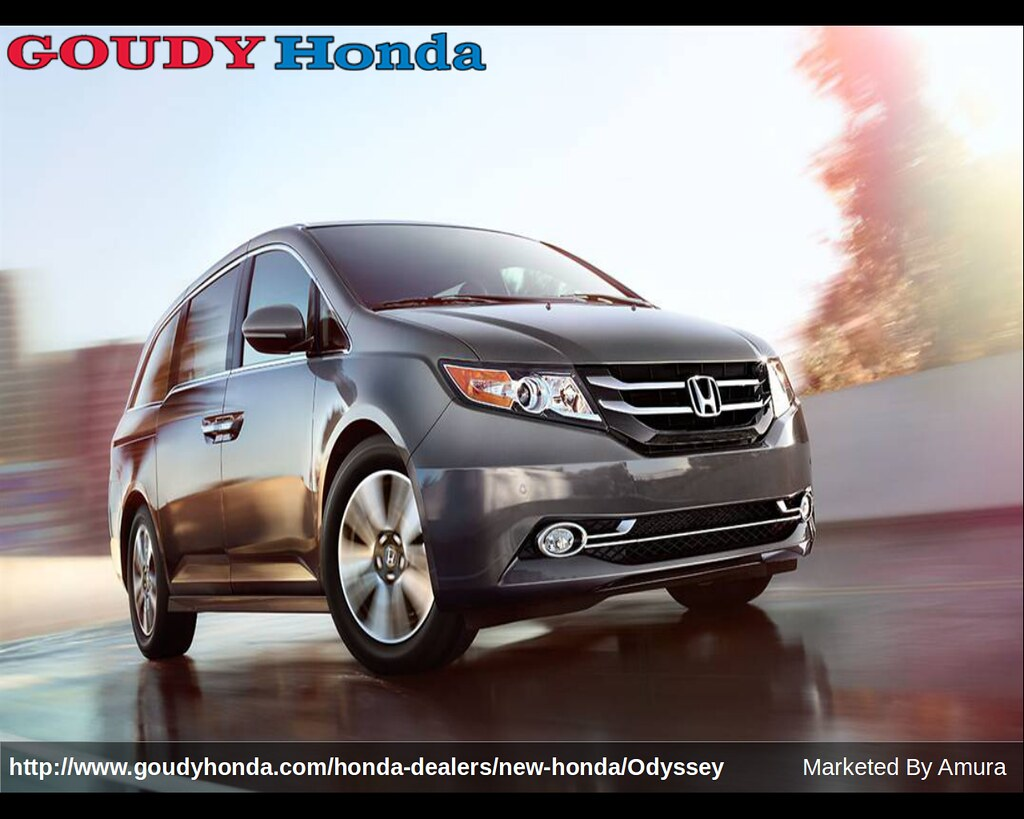 ... Goudy Honda   2016 Honda Odyssey For Sale In Los Angeles | By Goudyhonda