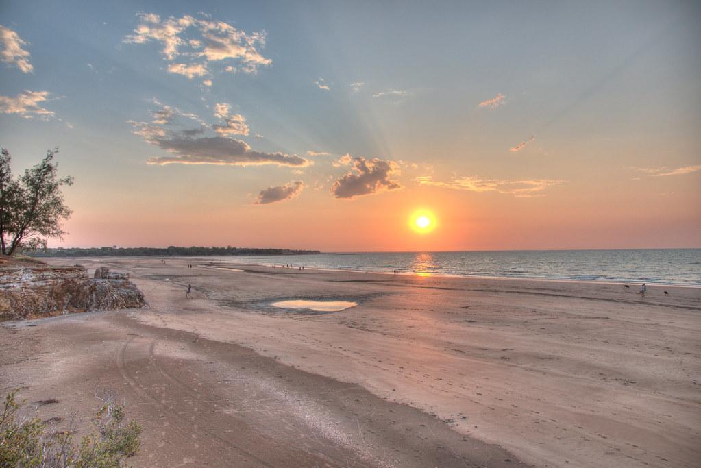 Free Casuarina Beach, Darwin, NT Stock Photo - FreeImages.com
