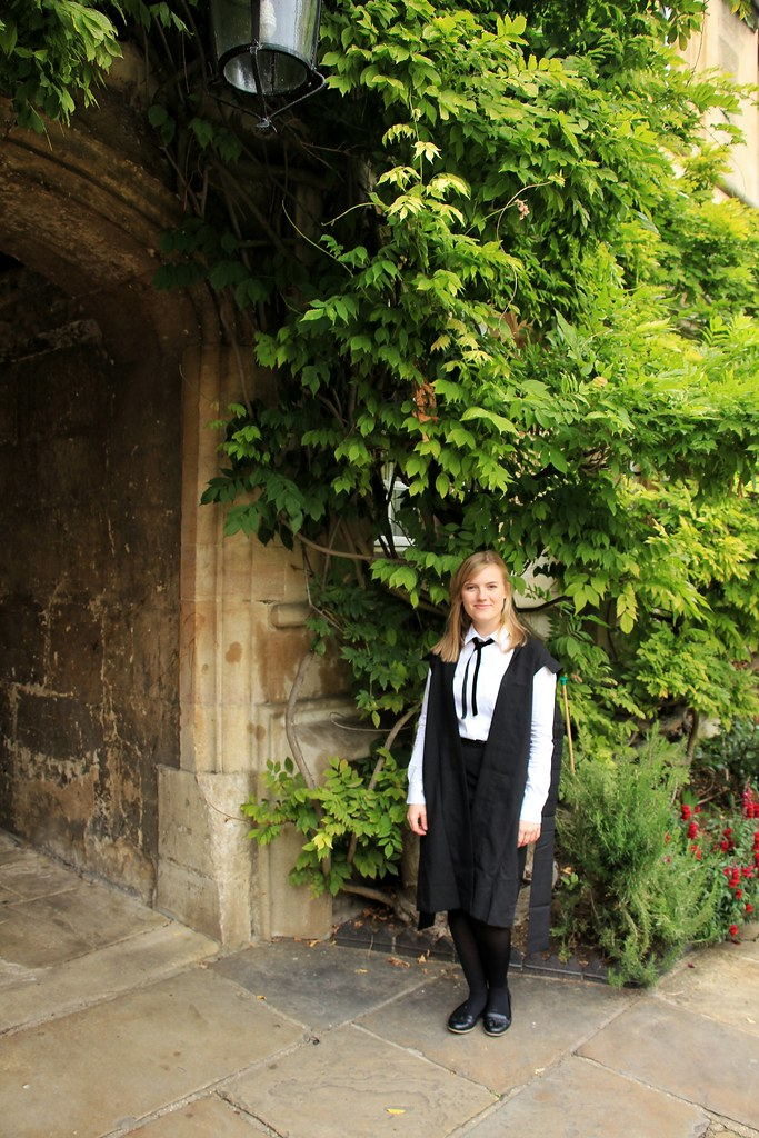 Matriculation, Oxford University, 2015