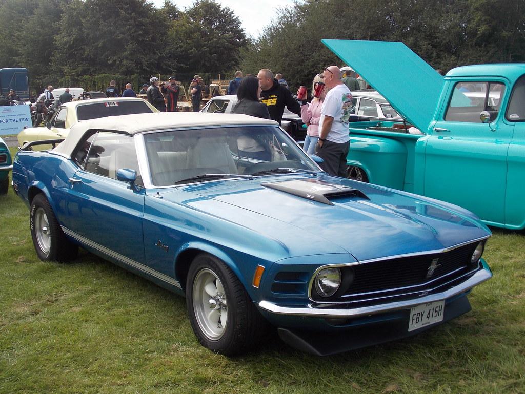 Kenley Car Show