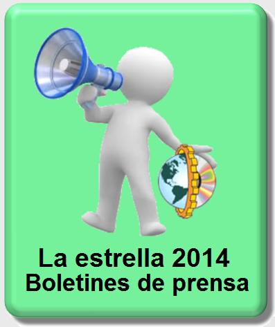 icono boletines de prensa La Estrella 2014