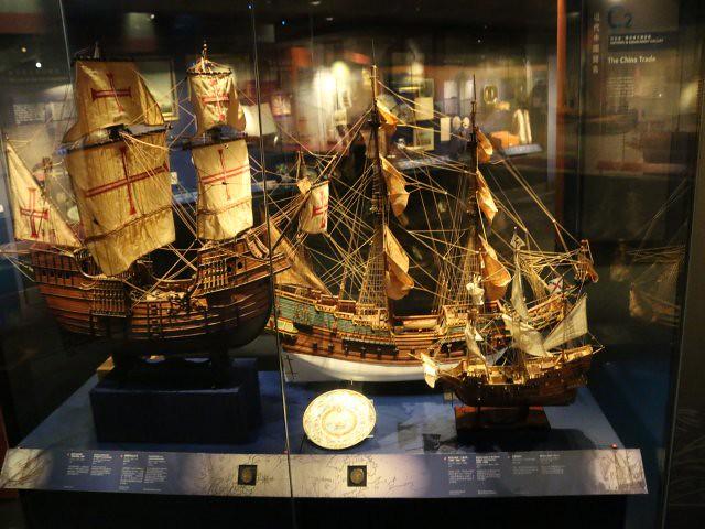 muzeul maritim 2 Hong Kong obiective turistice