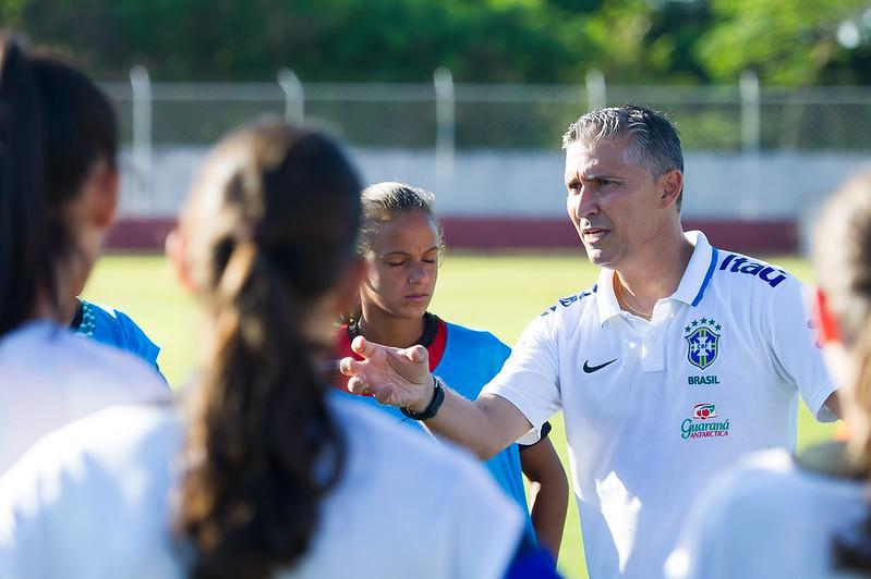 Seletiva de Futebol Feminino Foz do Iguaçu