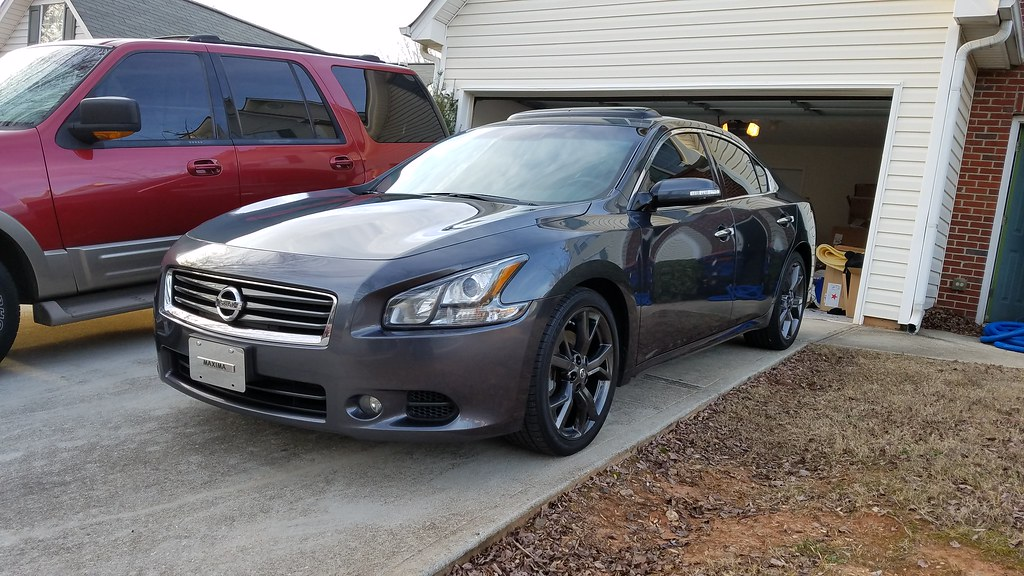 Marvelous ... 2012 Nissan Maxima SV | By Fastmax85