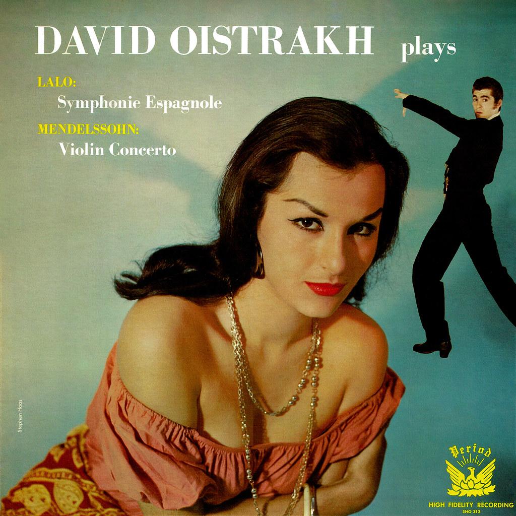 Edouard Lalo - Symphonie espagnole