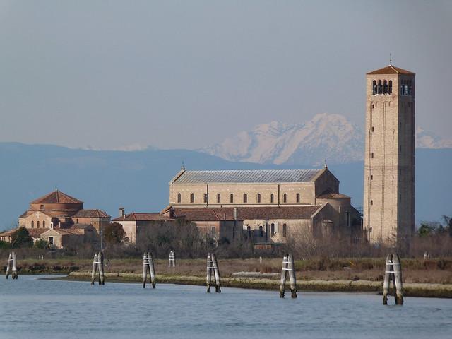 Isla de Torcello (Venecia)