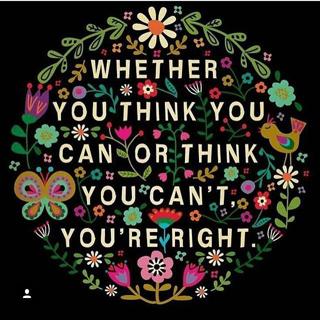 I don't usually post inspirational messages, but this one spoke to me today. Also I really love the look of bright florals against black (thanks @ashleylongshoreart) 💖