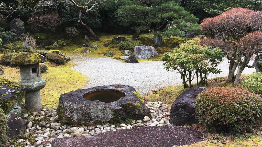 友禅苑 (知恩院庭園):Yuzen-en garden(20160131)