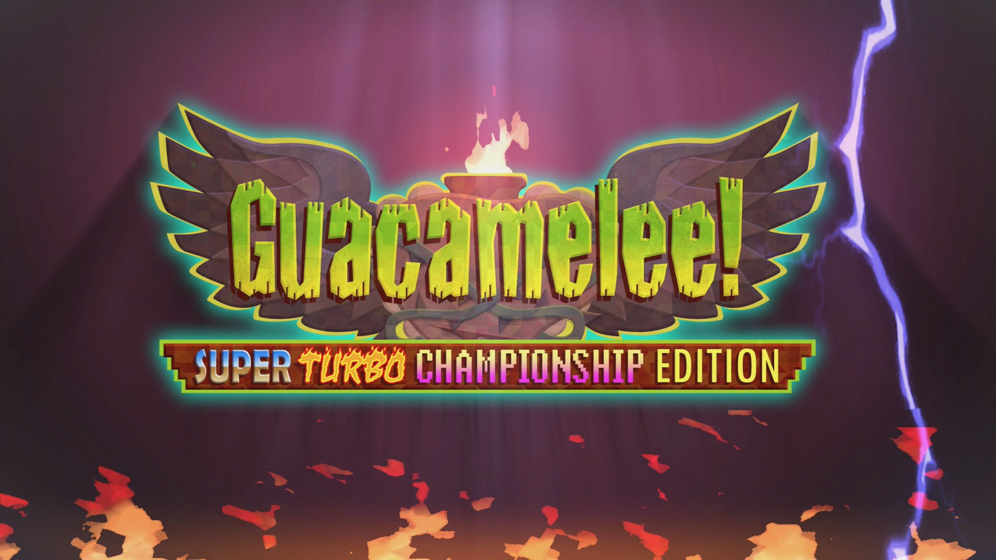 Guacamelee Super Turbo Championship