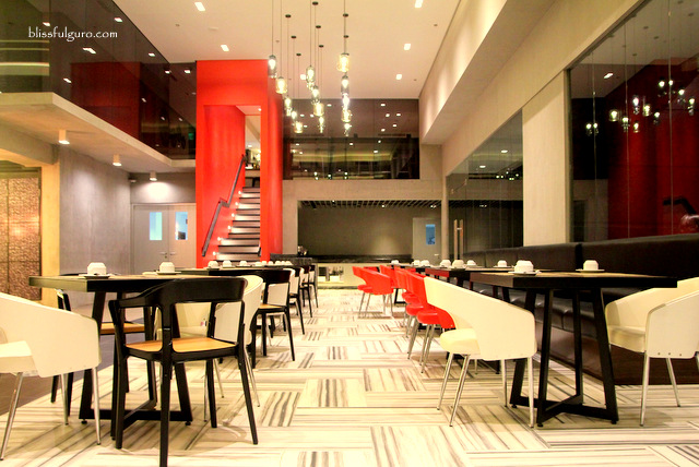 B Hotel Quezon City Lobby Cafe