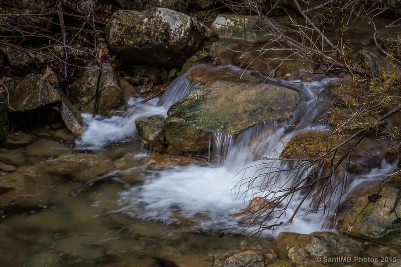 Las aguas del Belabarze