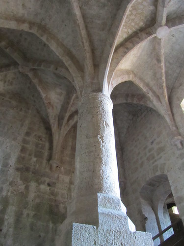 Interior del torreón