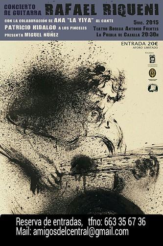AionSur 23431365511_70ef4a9b3f_d Riqueni en concierto en La Puebla de Cazalla La Puebla de Cazalla Provincia