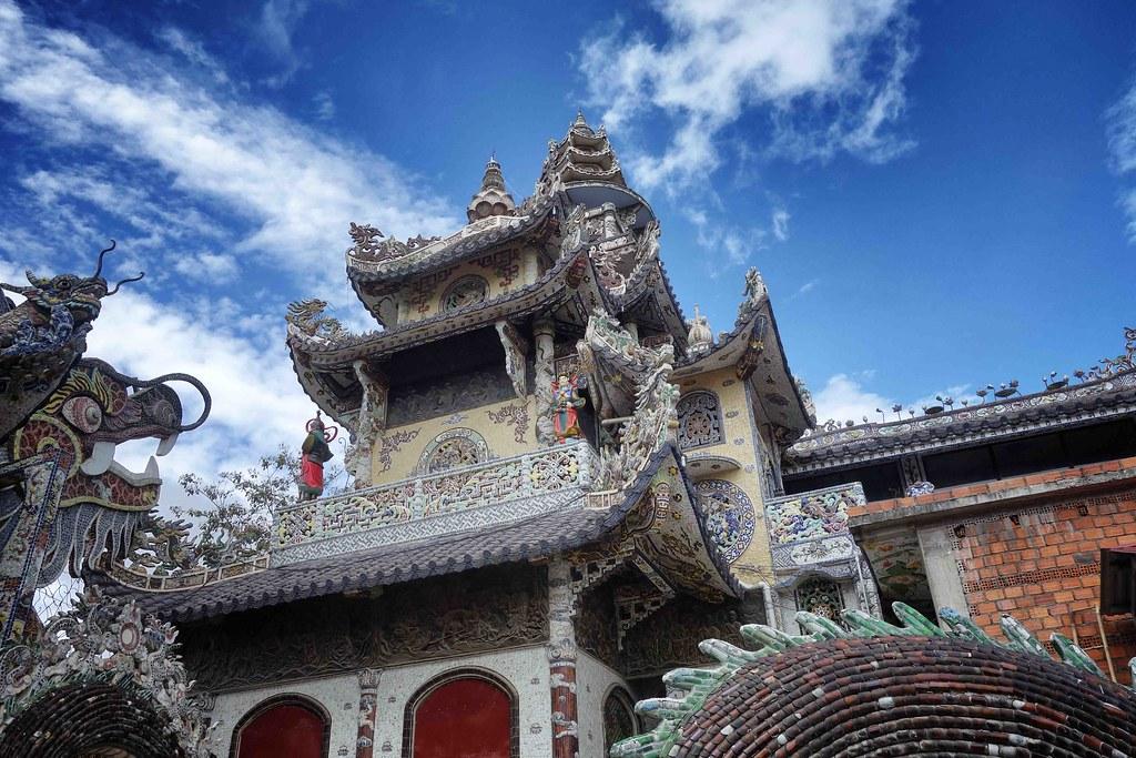Pagode Chia Linh Phuoc 3