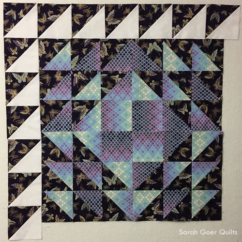 Meadow Mystery September by Sarah Goer Quilts