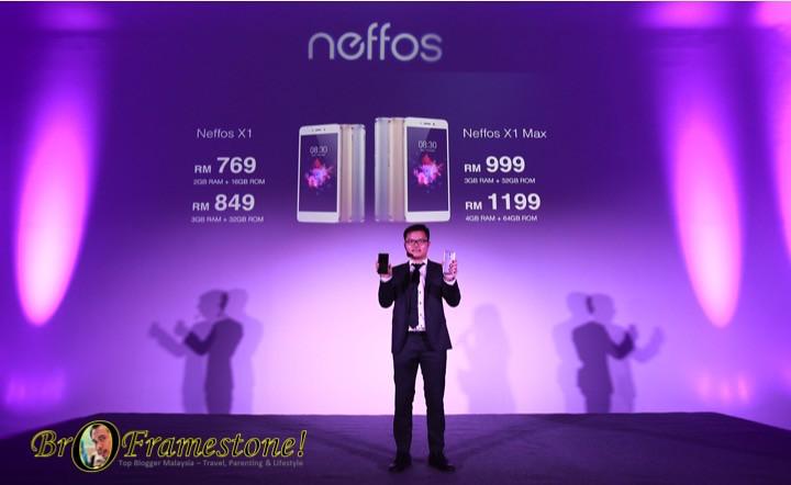 Neffos X1 Series Malaysia