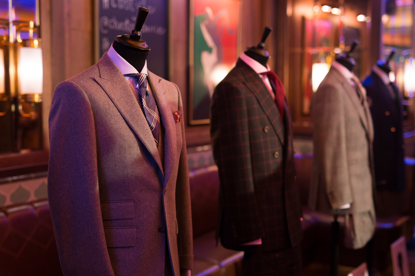 Chester Barrie AW17