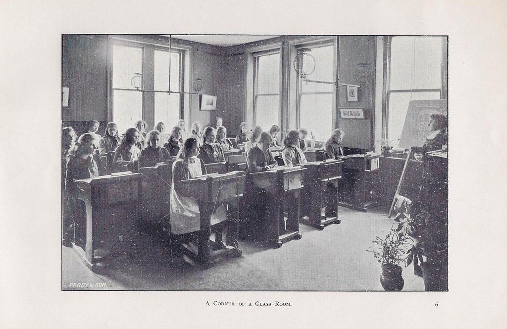 Talbot Heath School 1886-1930s