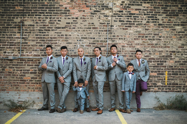 Well-groomed blog mismatched groom attire by uttke 13