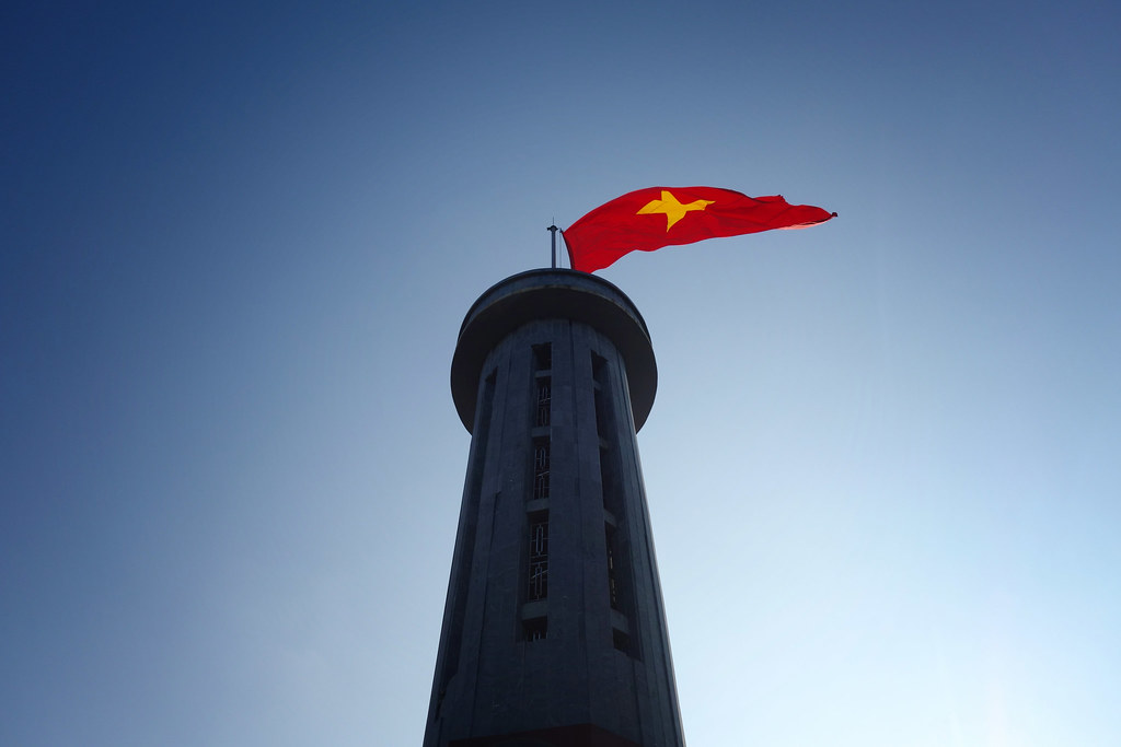 Lung Cu - Flag Tower