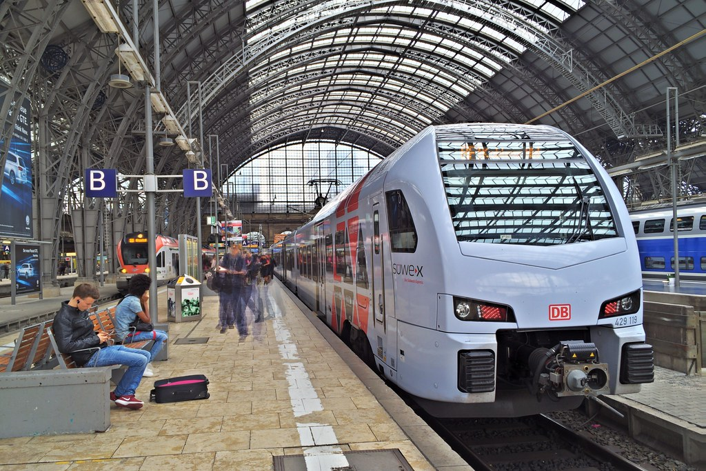 Gleis 21, Frankfurt Hauptbahnhof