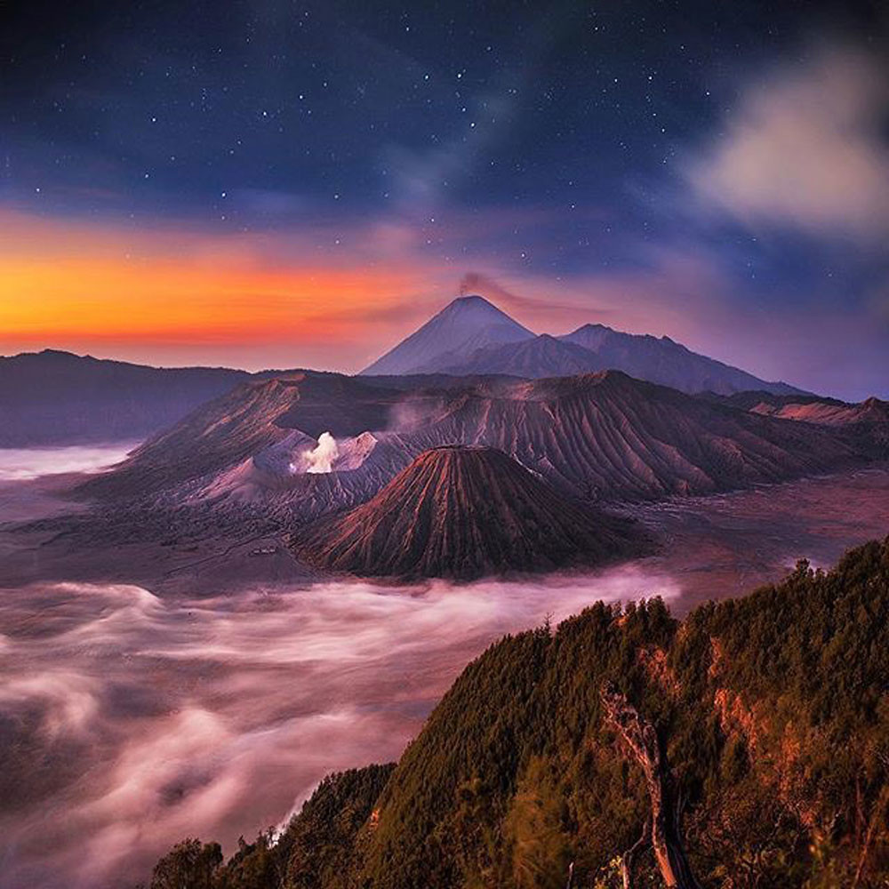 Outofthisworld Hiking Trails In Indonesia With The Most - 25 incredible photographs will make want go indonesia