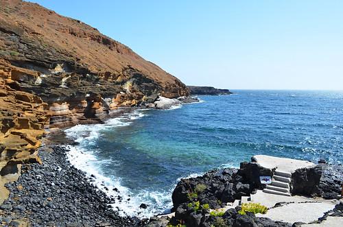 Montaña Amarilla, Costa del Silencio, Tenerife
