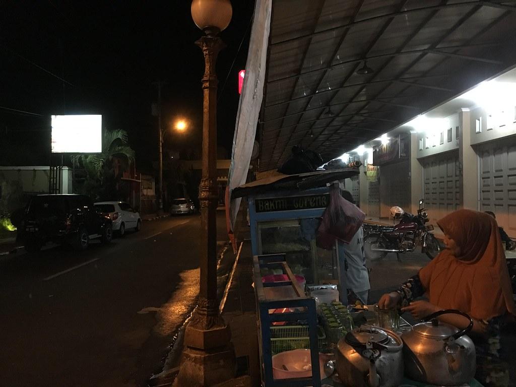 A warung in Magelang