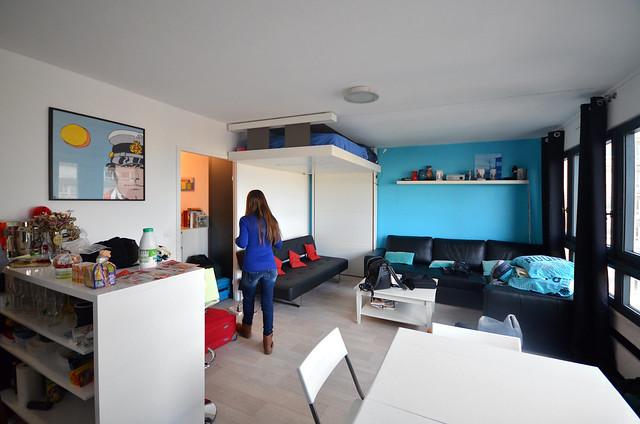 Nuestro apartamento en París