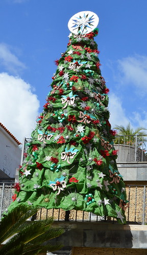Christmas Decorations in San Miguel