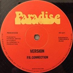 PAT KELLY:ROCK ME TONIGHT(LABEL SIDE-B)