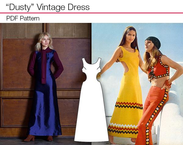 Dusty Dress