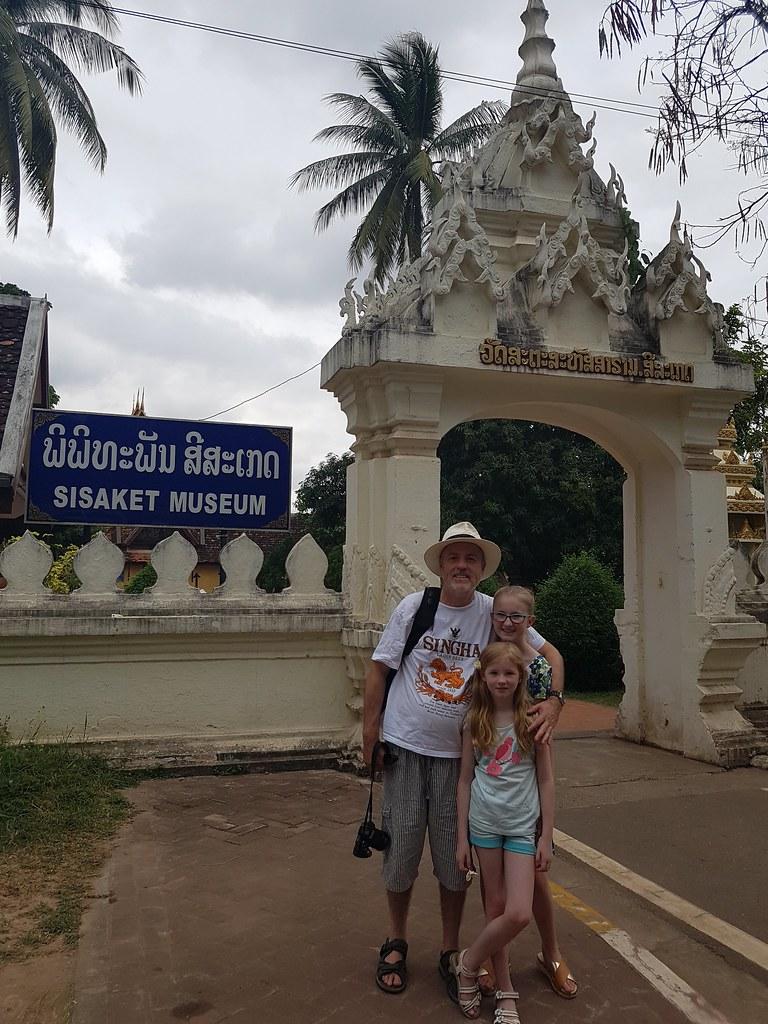Thailand Laos day seven Vientiane