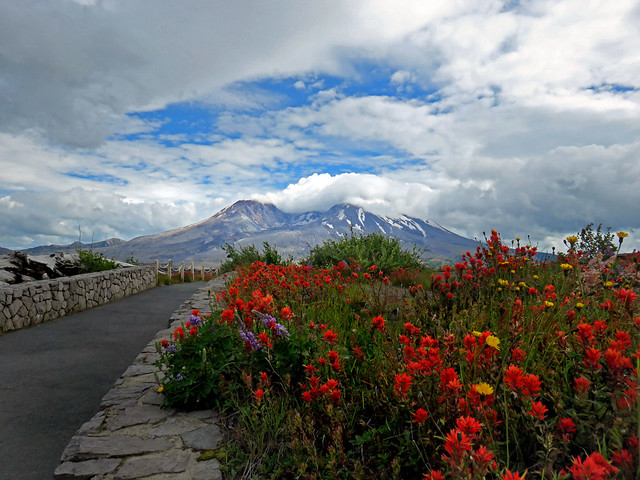 Loowit Viewpoint of Mt. St. Helens