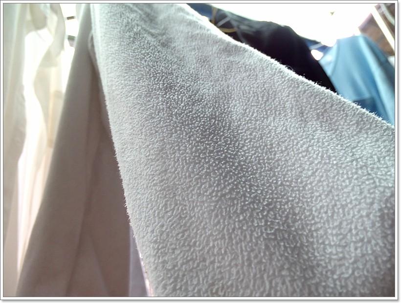 洗後毛巾超柔軟好摸