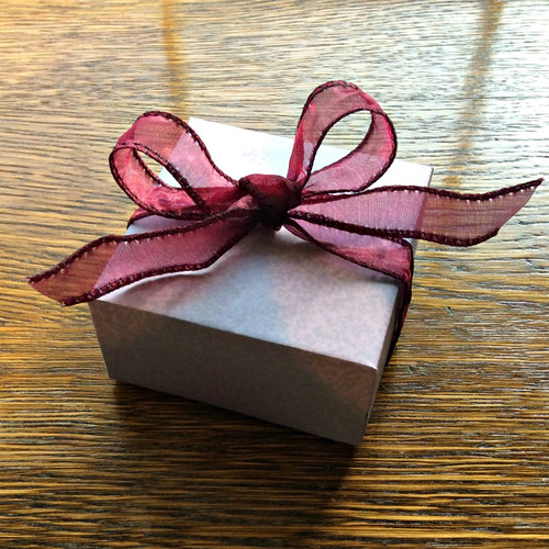 Folded Paper Box