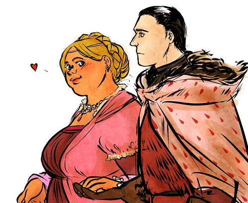 asoiaf_sketch_fat_walda_and_her_hubby_by_jubah-d604tv7