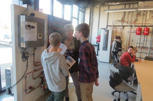 Leerlingen comenius maken duurzame woningkeuzes in duurzaa for Huis duurzaam maken