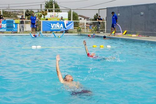Curso de natacion piscina achupallas curso de natacion for Curso piscinas