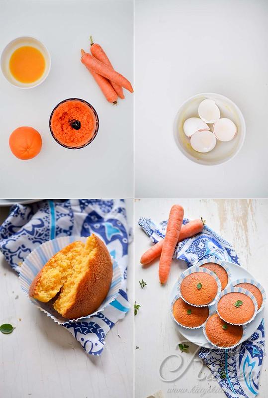 Tortine alla carote