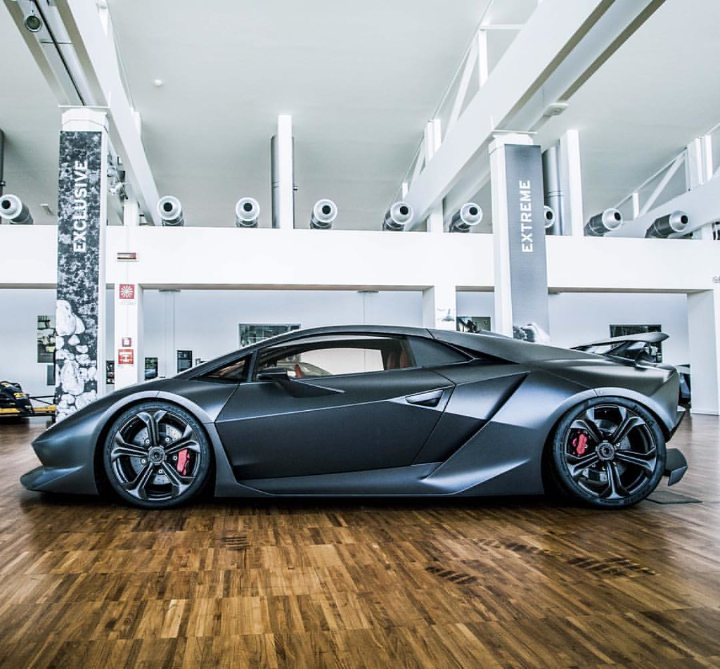 Car Cars Lambo Lamborghini Egoista Concept Conceptc