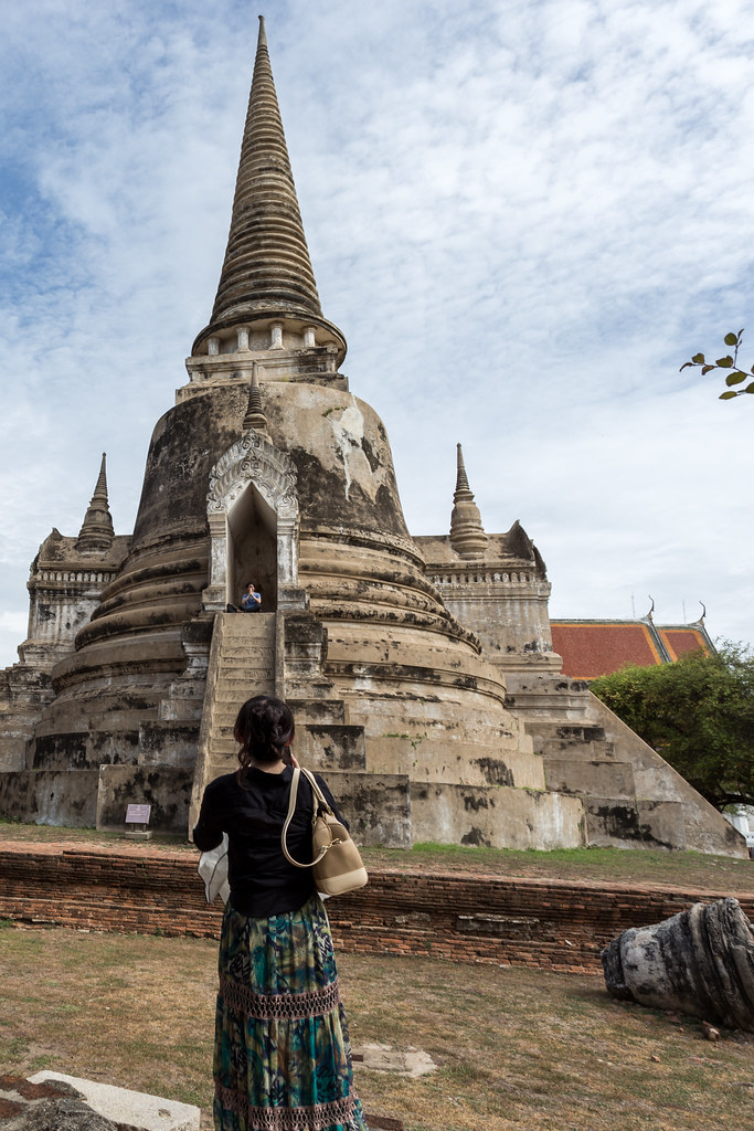 Ayutthaya Historical Park. Thailand.  Historic City of ...
