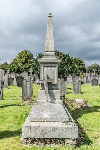 GLASNEVIN CEMETERY [MY FIRST DAY USING THE NEW SONY A7RMkII] REF-107420 | by infomatique