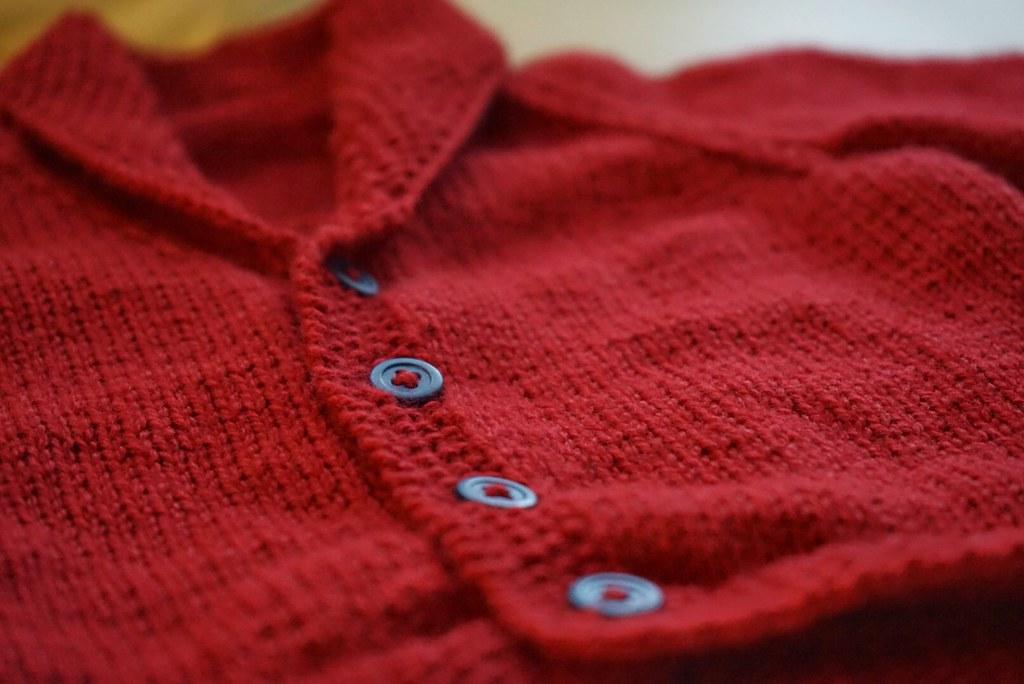 e66d00b3d4ff Classic baby cardigan