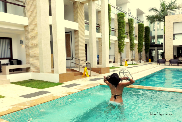 The District Boracay Luxury Beachfront Resort Swimming Pool