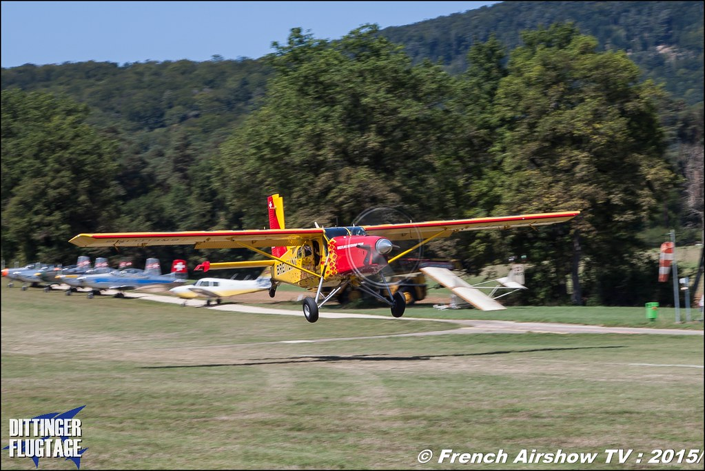 Aeronefs, Dittinger Flugtage 2015 , Internationale Dittinger Flugtage, Meeting Aerien 2015