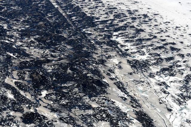 Cicatrices del apocalípsis en Islandia tras la erupción de un volcán