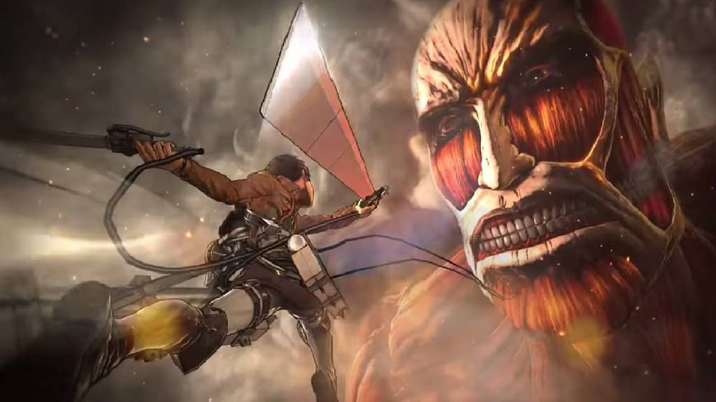Attack on Titan 2016 Game 2nd Teaser Posted