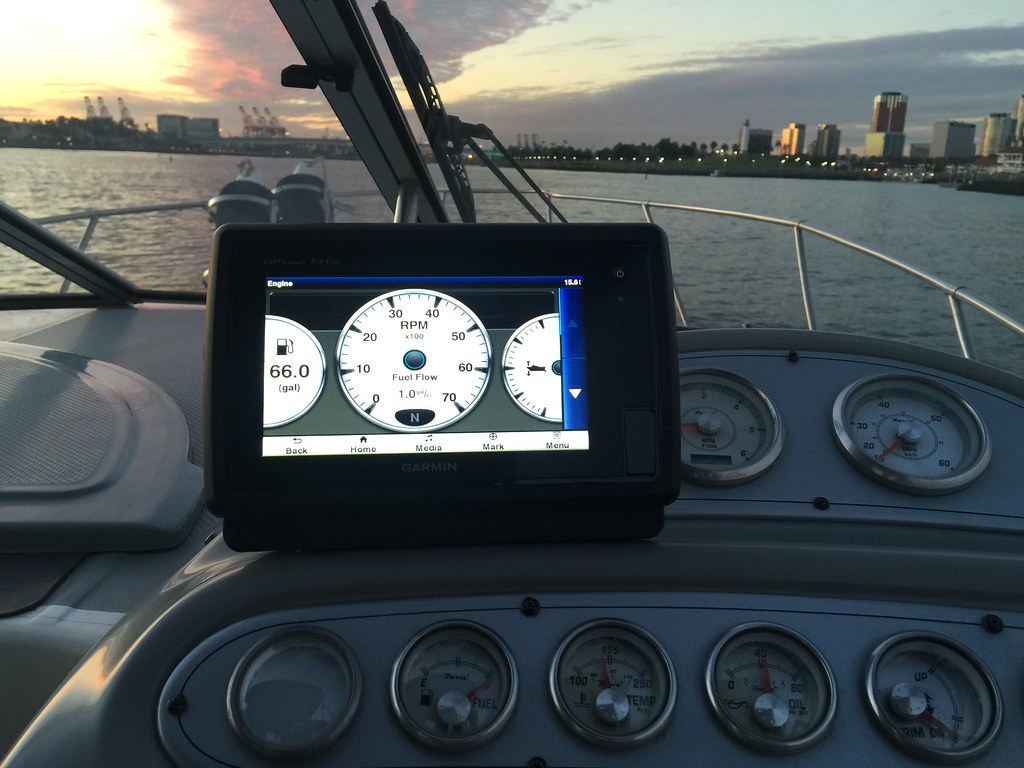 SmartCraft Gateway - Location or Model Info - Maxum Boat Owners